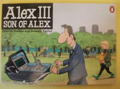 ALEX III (3) Son Of Alex, Charles Peattie & Russell Taylor, 1990, good condition