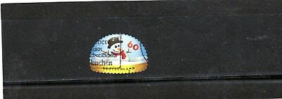 Germany - 2014 F/used Christmas Issue.