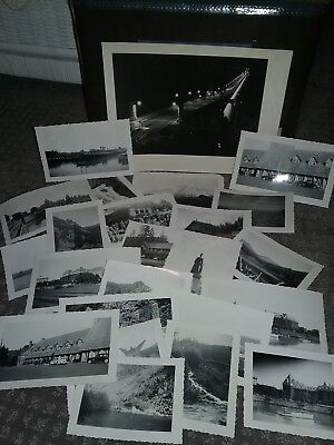 lot of 24 vintage photos