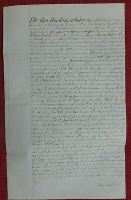 1885, Document, Hawick, Roxburgh, Scottish Borders, Ann Armstrong-Maben