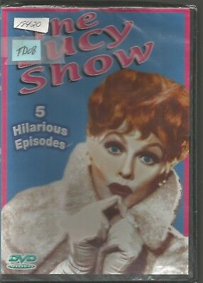 The Lucy Show - 5 Hilarious Episodes (DVD, 2004)