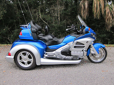 2012 Honda Gold Wing  2012 Honda GL-1800 Goldwing Roadsmith Trike 11k miles Delivery to FL/GA/SC/NC/AL