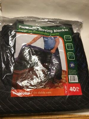 Moving Blanket Furniture Padding Cover Protection Dual Sided Auto Trunk Liner