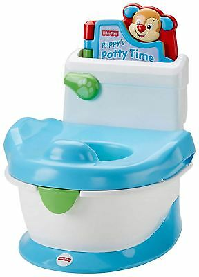 Fisher Price FISHER-PRICE LAUGH AND LEARN AVEC PUPPY POTTY Nouveau