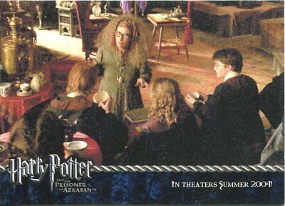 Harry Potter Prisoner Of Azkaban Gum Guide Exclusive Non Foil Promo Card