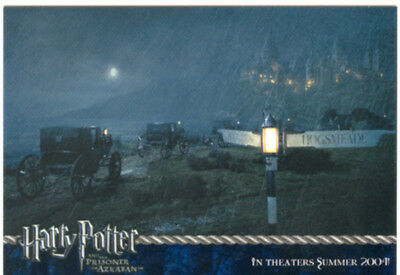 Harry Potter Prisoner Of Azkaban UK Exclusive Non Foil Promo Card #05