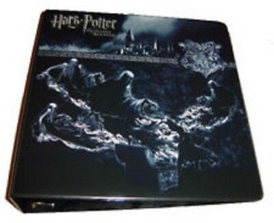 Harry Potter Prisoner Of Azkaban Update Edition Trading Card Binder
