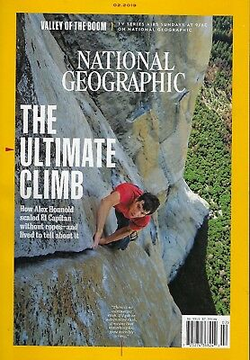 National Geographic  February 2019