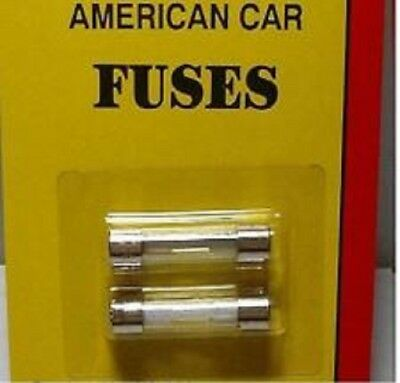 Wholesale Lot Of 24 Vintage Type 20 Amp Glass Fuses,  Free Shipping !!!