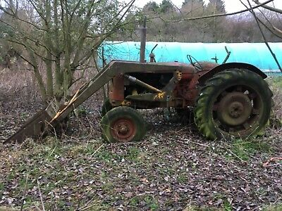 nuffield 460 tractor project/spares/repair