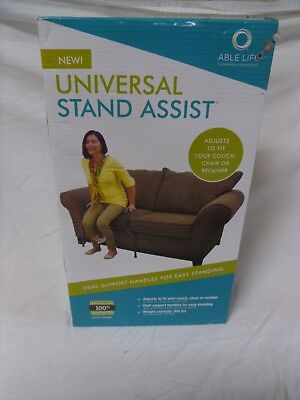 Able Life Universal Stand Assist adjustable standing Mobility Aid + Assist new