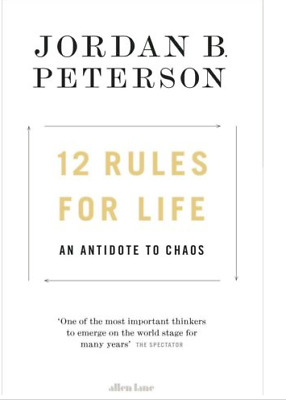 (AUDIO+PDF) 12 Rules for Life : An Antidote to Chaos by Jordan Peterson 2018