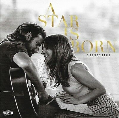 Bradley Cooper, Lady Gaga etc: A Star Is Born - Soundtrack CD (2018)