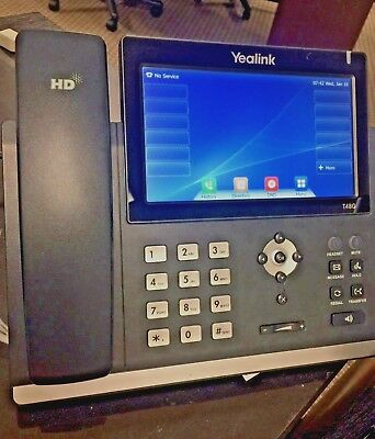 Yealink-SIP-T48G-Ultra-elegant-Gigabit-HD-IP-Phone-Touchscreen-T48 Yealink-SIP