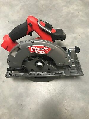 "Milwaukee M18 FUEL Brushless 7-1/4"" Circular Saw Model# 2731-20"