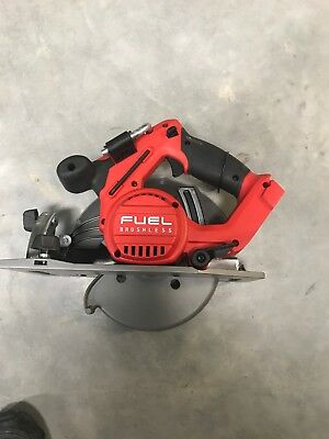 Milwaukee 2731-20 M18 Fuel Brushless 7-1/4 Cordless Circular Saw TOOL ONLY