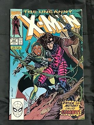 The Uncanny X-Men #266 (1990, Marvel) First Appearance Of Gambit!