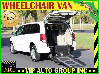 2015 Dodge Grand Caravan handicap Wheelchair Mobility Rearentry Ramp 2015 Dodge Grand Caravan Handicap Wheelchair Van Rear Entry Manual Ramp