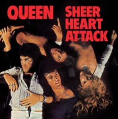 Queen-Sheer Heart Attack (UK IMPORT) CD NEW