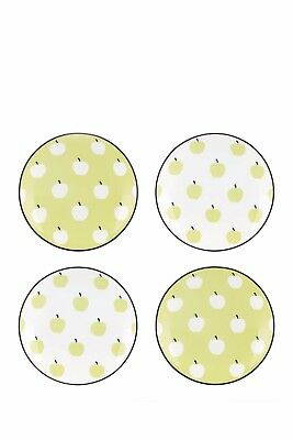 kate spade new york Wickford Orchard Tidbit Luncheon Plates - Set of 4