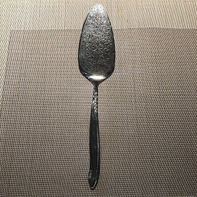 RODD Silver plated cake server Excellent vintage condition