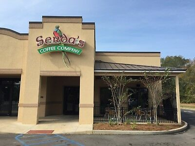 Turnkey Coffee Shop & Cafe in Fastest Growing County in Alabama.