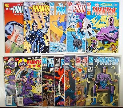 The Phantom 13 Comic Lot. 1988 #1-4, 1989 #1-5, 1995 #1,3 & Phantom 2049 #1-2
