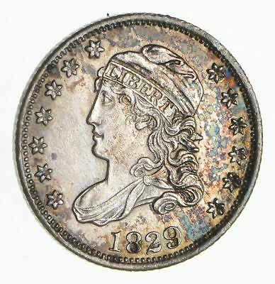 1829 Capped Bust Half Dime *2645