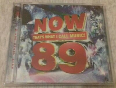 Now That's What I Call Music! 89: 2CD | 2014. New & Sealed. (Next Day Delivery).