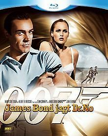 James Bond - Jagt Dr. No [Blu-ray] von Terence Young | DVD | Zustand sehr gut