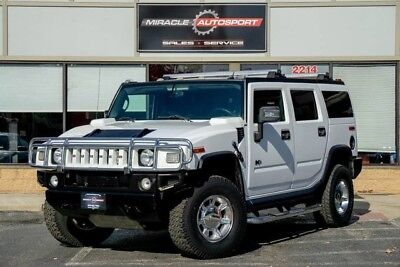 2006 Hummer H2  low mile free shipping warranty clean 2 owners 4x4 luxury suv finance cheap