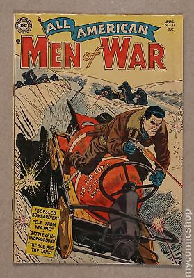 All American Men of War #12 1954 GD/VG 3.0