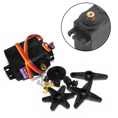 Metal Torque Gear Digital Servo For RC Truck Car Boat Helicopter MG996R OPP