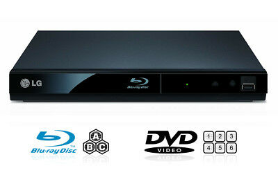 Lettore Blu-ray LG BP125 DVD Bluray Region Free Multi Regione