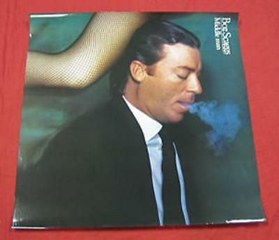 Boz Scaggs Middle Man Japanese poster promo PROMO POSTER CBS/SONY 1980