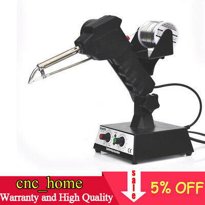 Electric Soldering Machine Foot Type Automatic Spot Welder Welding Machine 220V