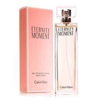 "Profumo Donna ""Eternity Moment "" Calvin Klein  Edp 50 Ml - Originale"