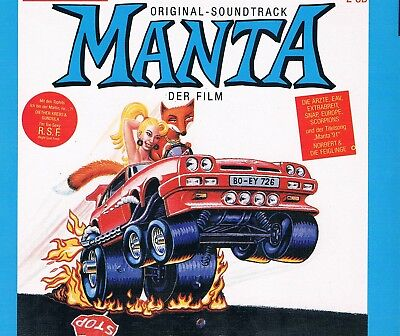 """Manta - Der Film"", original Soundtrack Doppel CD"