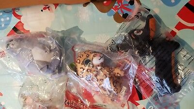 14 SOFT HAPPY MEAL TOYS (McDonalds)