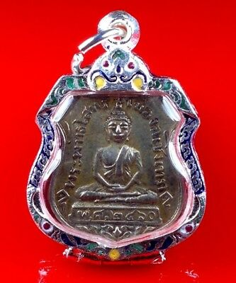 OLD COIN LP Sothorn thai buddha amulet