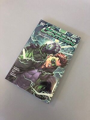 Brand New & Sealed Hardcover Green Lantern Volume 8 Reflections