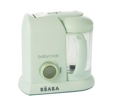 Beaba Babycook Solo Jade  4-in-1 food processor |Local Pick Up Bayswater 3153