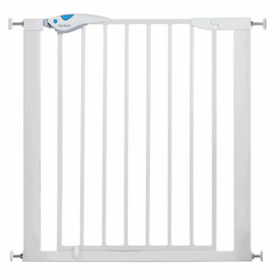 Lindam Baby Safety Stair Gate Easy Fit Pressure Plus Deluxe Child Toddler Pet