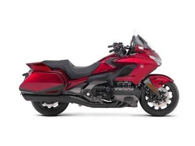 2018 Honda Gold Wing  NEW! 2018 HONDA GOLDWING GL1800 GL 1800 CANDY RED OUT THE DOOR PRICE! GOLD WING