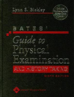Bates' Guide to Physical Examination and History Taking, Ninth Edition with E-Bo