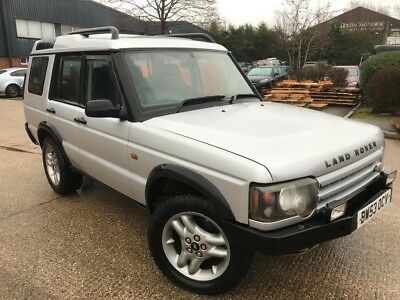 Land Rover Discovery Td5 Es Premium