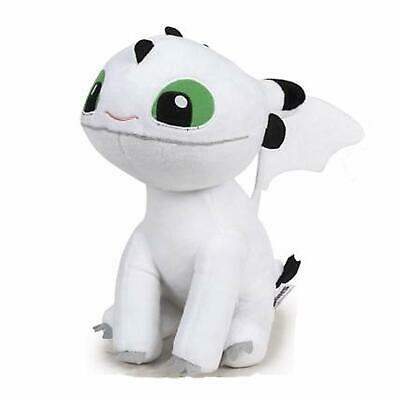 """New 9"""" Dreamworks How To Train Your Dragon The Hidden World Plush Soft Toy"""