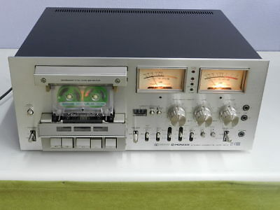 Pioneer CT-F1000 Audiophile Tape Deck
