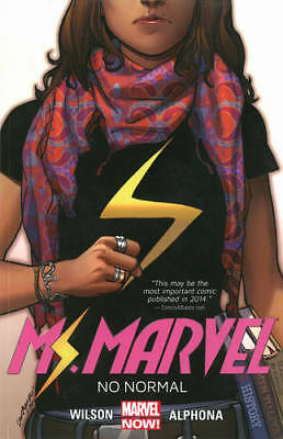 Ms. Marvel Volume 1: No Normal (Ms. Marvel Graph, Adrian Alphona,G. Willow Wilso