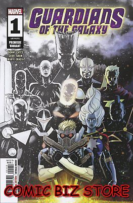 Guardians Of The Galaxy #1 (2019) 1St Print Scarce 2 Per Store Marquez Variant